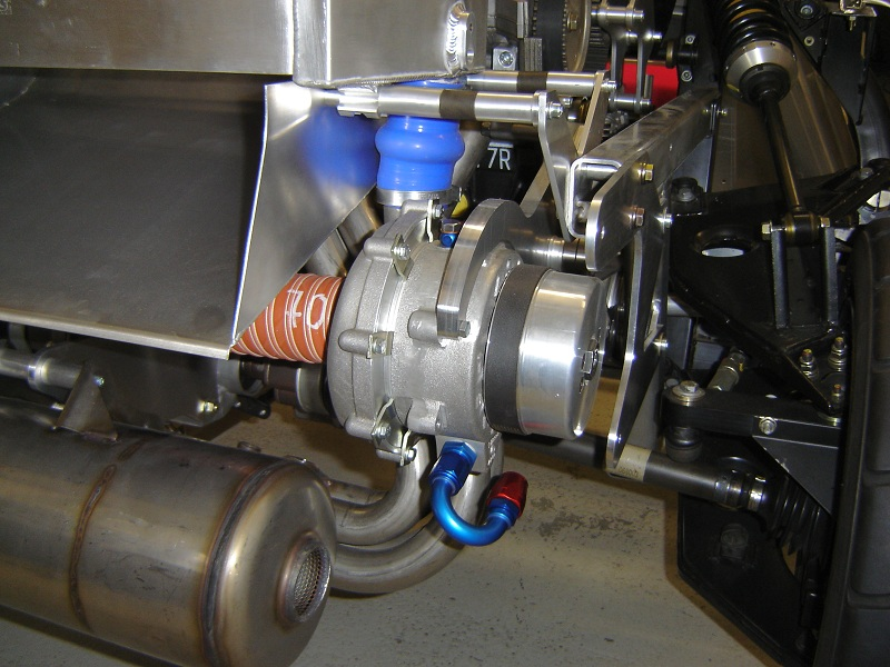 Kompressor Umbau